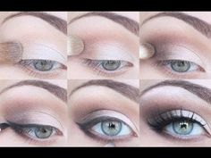 STEP BY STEP EYESHADOW TUTORIAL - #eyeshadow #eyemakeup #eyetutorial