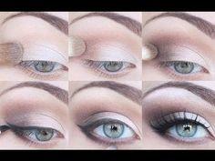 STEP BY STEP EYESHADOW TUTORIAL - #eyeshadow #eyemakeup #eyetutorial