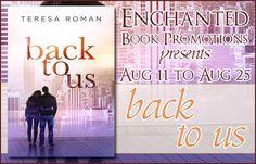 Ogitchida Kwe's Book Blog : Back To Us Blog Tour! Giveaway/Excerpt