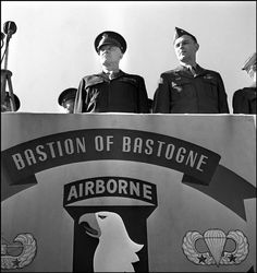 deputy commander 101st airborne d-day
