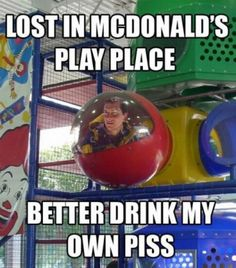 Bear Grylls McDonalds