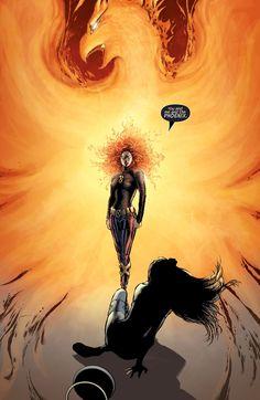 The Phoenix in New X-Men #139