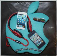 Apple / Iphone / Ipod Taart