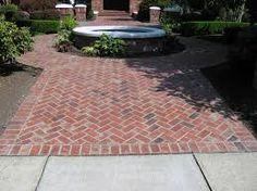 Amazing Image Result For Herringbone Brick Patio