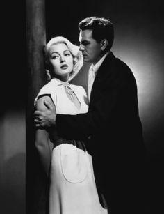 Lana Turner (with John Garfield), The Postman Always Rings Twice, 1946