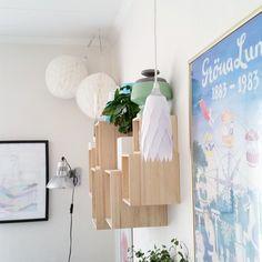 diy/pyssel - lampa