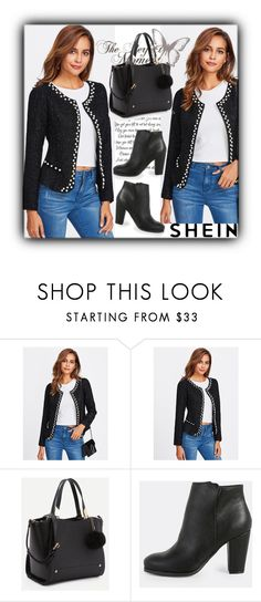 """Shein 3/10"" by sanela1209 ❤ liked on Polyvore"