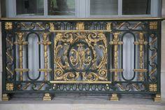 Marie Antoinette's initials, Versailles