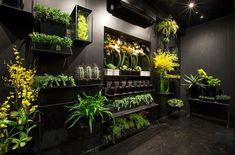 36 Ideas For Flowers Shop Interior Layout Flower Shop Decor, Flower Shop Design, Florist Shop Interior, Flower Cafe, Flower Shops, Flower Shop Interiors, Flower Boutique, Shop Layout, Garden Shop