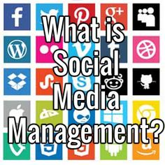 What is Social Media Management? http://mixingmastering.co.uk/what-is-social-media-management/