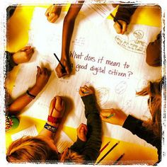 Ideas for Digital Citizenship PBL Projects | iGeneration - 21st Century Education | Scoop.it
