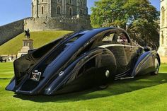 Rolls Royse Phantom Coupe 1925