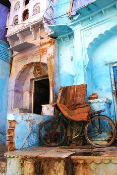 India's beautiful Decay