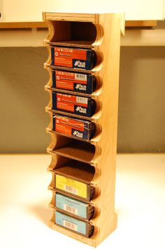 1 lb boxed screw storage rack