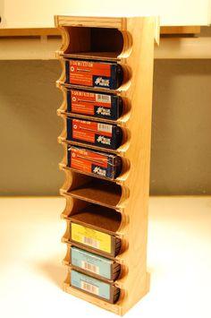 1 lb boxed screw storage rack