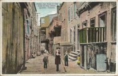 c.1910 postcard Quebec, Canada.