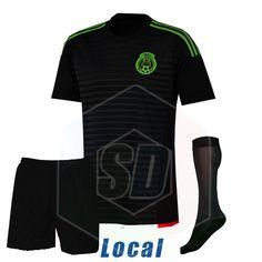 80c29f32ee5e4 34 mejores imágenes de Uniformes de fútbol soccer