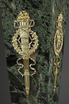 Napoleon III Column in Empire Style