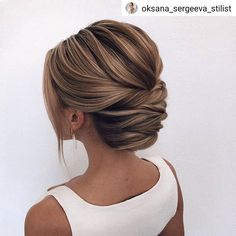 87 Fabulous Wedding Hairstyles For Every Wedding Dress Neckline swept back wedding hairstyle ,bridal hairstyles , messy swept back hairstyles ,ponytail bridal hairstyles Updos For Medium Length Hair, Updo For Long Hair, Updos For Fine Hair, Medium Hair Updo, Medium Length Wedding Hairstyles, Straight Hair Updo, Straight Wedding Hair, Up Dos For Medium Hair, Thick Hair