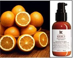 the pureness of Vitamin C for improved skin texture, restored radiance and healthier-looking skin! Kiehls, Vitamin C, Restoration, Soap, Journey, Personal Care, Texture, Orange, Fruit