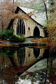 Callaway Gardens Chapel-