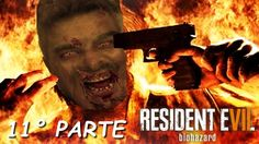 ►🎮 RESIDENT EVIL 7 💀◄ A Chave do Corvo 11° PARTE