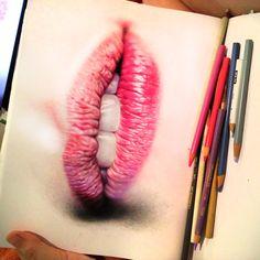 studies by Morgan Davidson, via Behance