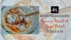 In the final episode of this Periscope series, Jackie M cooks Gula Melaka, a popular Malaysian dessert, using tapioca pearls - the feature ingredient in this. Malaysian Recipes, Malaysian Food, Malaysian Dessert, Tapioca Pearls, Places To Eat, Singapore, Asian, Live, Breakfast