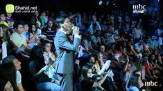 Arab Idol - الأداء - محمد عساف - زينة لبست خلخالا