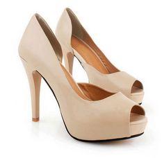 Lauren Lorraine 'Arielle' Ankle Strap Sandal (70.175 CLP) ❤ liked ...