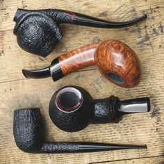 Six new BriarWorks pipes including the Adam Davidson Fig plus fresh pipes from Lomma and Adam himself. http://ift.tt/1SD5Y7n