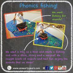 phonics fishing