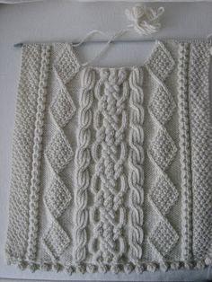#Aran #Texture #Knitting