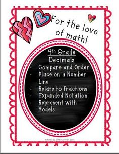 4th Grade Decimals - Math Centers and Activity Pages from Eileen Jarman on TeachersNotebook.com (21 pages)  - 4th Grade Decimals - Aligned to STAAR and CCSS -  Math Centers, Mini-Lessons, Small Group Instruction, Review for Standardized Testing