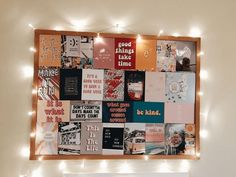 I absolutely love these dorm room ideas. Aren't these the best dorm room ideas. This was just the cute dorm room ideas I was looking for! Cute Room Decor, Room Decor Bedroom, Bedroom Ideas, Cork Board Ideas For Bedroom, Bedroom Inspo, Diy Cork Board, Vision Board Ideas Diy, Diy Room Ideas, Dorm Rooms Decorating
