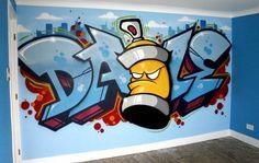Graffiti Blue Wallpaper HD #4284 Wallpaper   ForWallpapers.