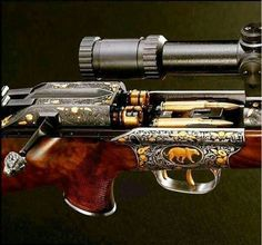 Online shopping from a great selection at RAE Industries Store. Weapons Guns, Guns And Ammo, Gun Art, Custom Guns, Military Guns, Hunting Rifles, Cool Guns, Firearms, Shotguns