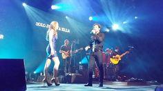 "David Bisbal y Lorena Vignau cantan ""Dígale"""