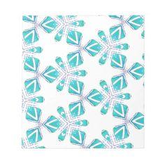 #beauty - #Ocean Kalidoscope Notepad
