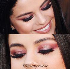 Selena Gomez Victoria Secret fashion show 2015