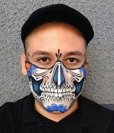 Ronnie Mena Art - face painting #facepaintingideasforadults