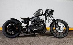 ϟ Hell Kustom ϟ: Harley Davidson XLS 1981 By Swerve Customs