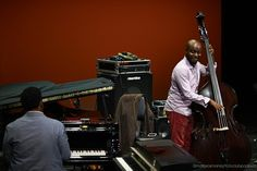 """Ameen Saleem """"The Groove Lab"""", teatro Verdi, sabato 14 novembre. Scatto di Matteo Smania per Fotoclub Padova."""