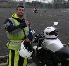 Well done Adrian. #motorcycletrainingmanchester #cbtmanchester 0161 973 3450