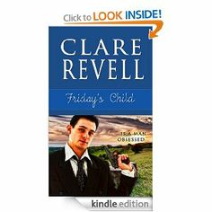 Not my favorite cover but the story blows it away! This one is well worth the reading!! Amazon.com: Friday's Child eBook: Clare Revell: Books