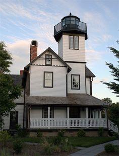 Lighthouse - Mispillion, Delaware, USA