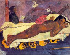 Manao Tupapao Paul Gauguin 1892