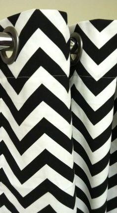 Black White Chevron Shower Curtain. Red Black and white Chevron Shower Curtain  black Apartments
