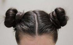 Hair Craze: Raver Pigtail Buns aka Cinnamon Buns aka Bantu Knot Buns.... | It's Just Hair 24/7