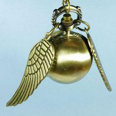 Snitch pendant
